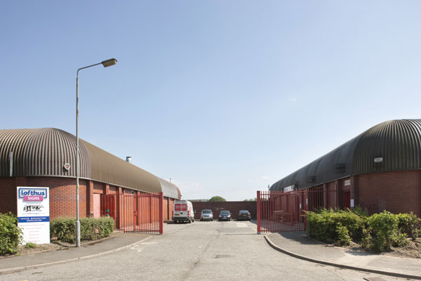 Nuneaton Industrial Estate Photo 1