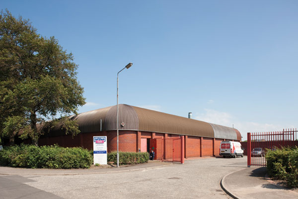 Nuneaton Industrial Estate Photo 2